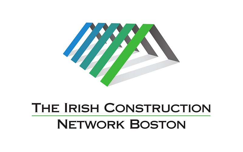 Logo of the irish construction network Boston