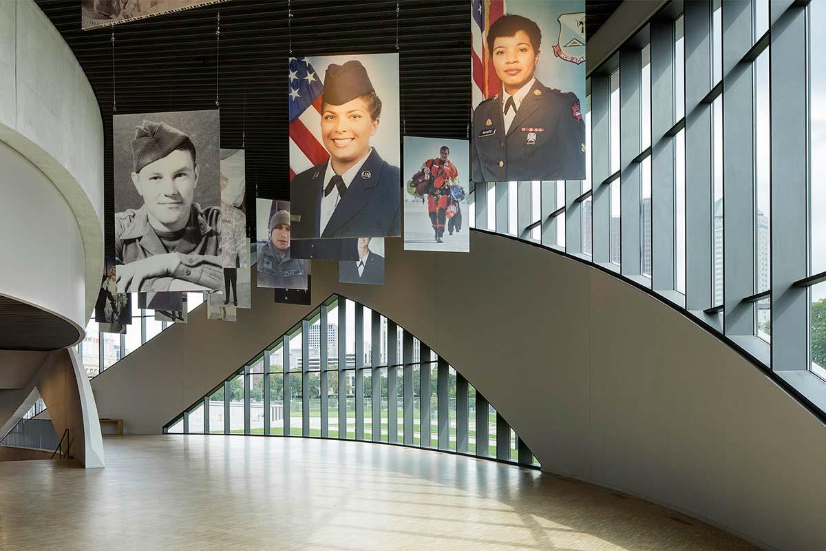 The National Veterans Memorial and Museum