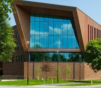 Glucksman Library copper facade
