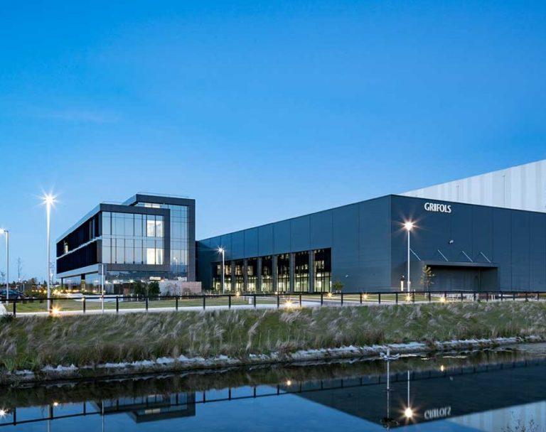 Grifols International Logistics Centre