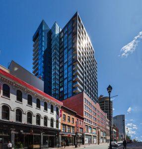 The Roy - 1650 Granville Street - Halifax