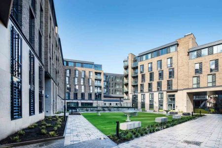 window systems - student accommodation - complex design projects