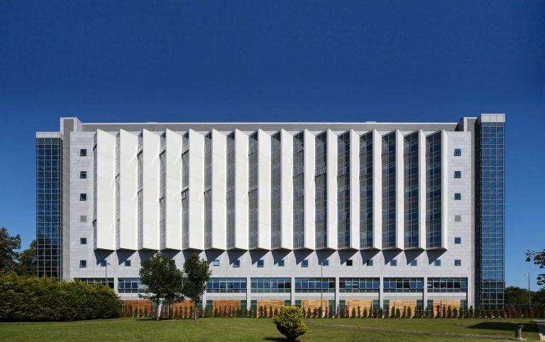 News - St. Vincent's Hospital - APA Facade Systems