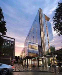 Hotel La Tour - APA Facade Systems