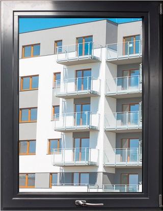 Life Enhancing window - APA Facade Systems