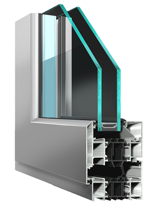 St70 window systems - APA Facade Systems