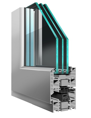 """ST70 HI - Ultimate Thermal Performance - Eco Friendly 2 3/4"""" Window"""