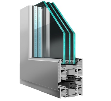 ST70 HI Window System - - High Performance Window Systems -APA Facade Systems