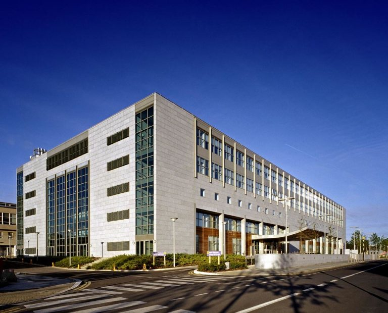 St. Vincent's hospital - APA Facade Systems