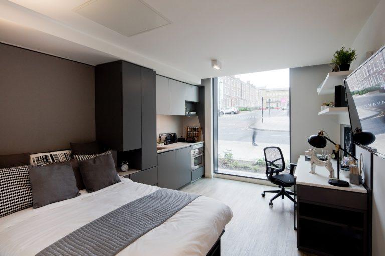 Ground floor bedroom - APA Facade Systems
