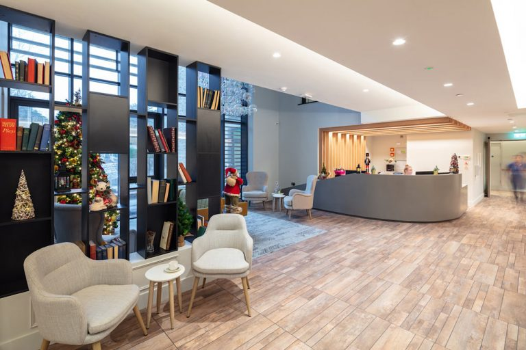 Four Ferns Care Centre - Internal View