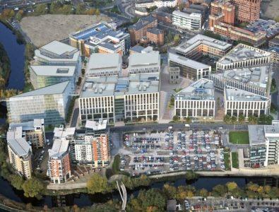 Wellington Place Office Development - Leeds