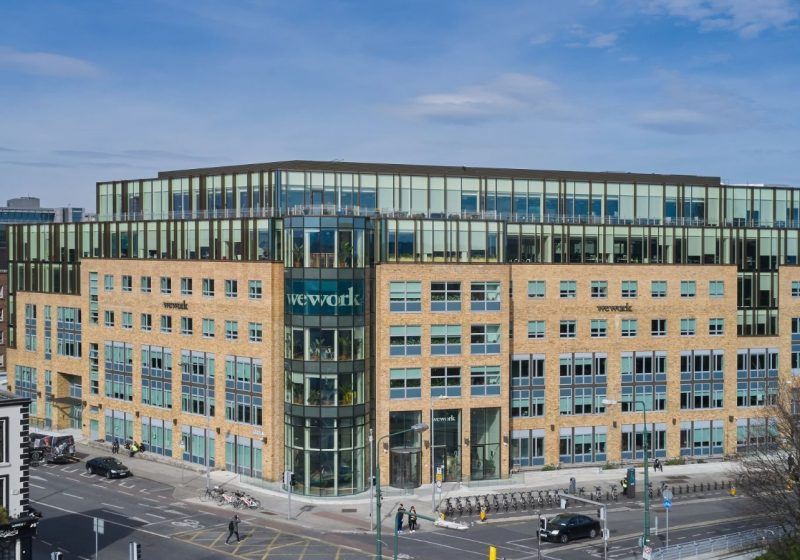 Charlemont Exchange - APA Facade Systems