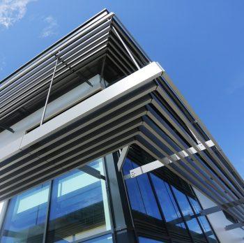 Brise Soleil Solar Shading - APA Facade Systems