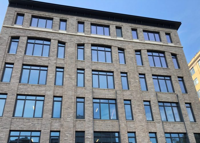 Meatpacking district new york - APA Facade Systems