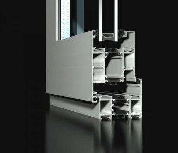 ST60 Parallel Vent frame