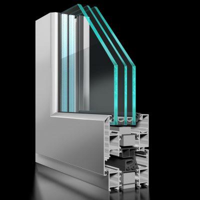 ST70 HI Window System - APA Facade Systems