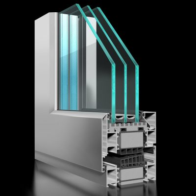 ST90 Window System - APA Facade Systems