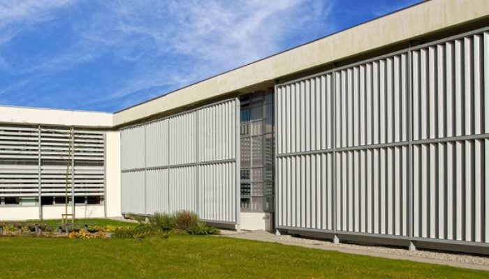 solar shading - APA Facade Systems