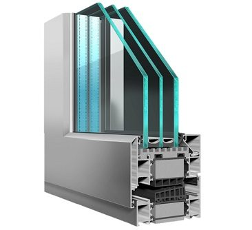 ST90 Window System - High Performance Window Systems