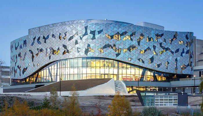 The Bergeron Centre - York University - APA Facade Systems
