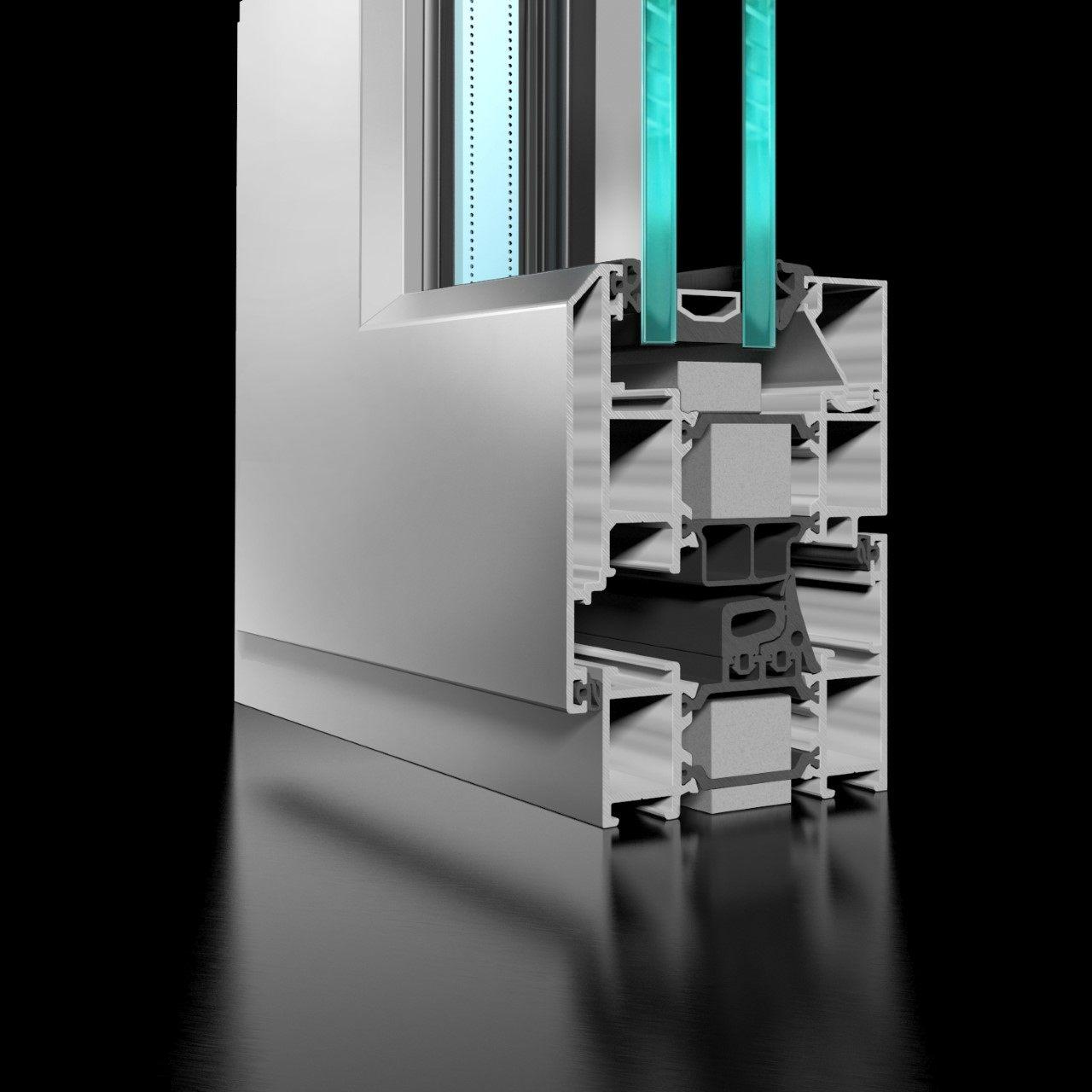 ST70 HI Casement Window 2020