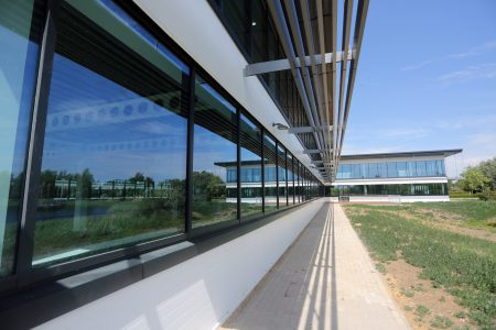 cambridge park windows and solar shading
