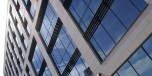 5 wellington place leeds- curtain wall systems