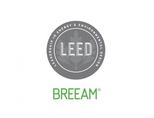 breem and leed logo
