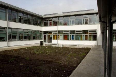 jfk memorial school garden