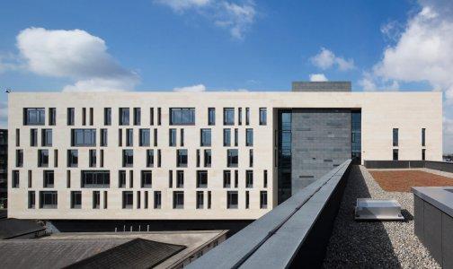 Misa Building facade