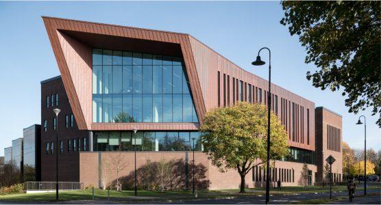 The Glucksman Library - APA Facade Systems
