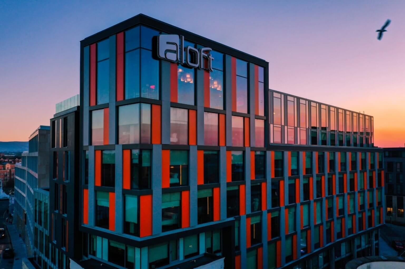 Aloft Hotel Dublin