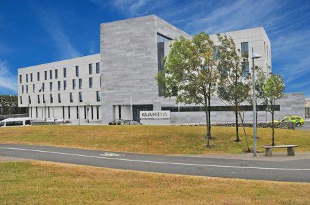 Garda Regional and Divisional Headquarters