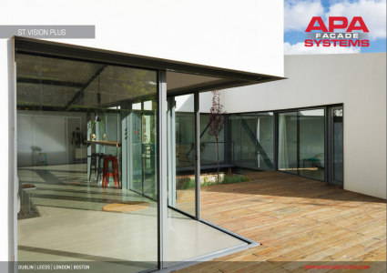 ST Vision Plus Brochure - APA Facade Systems