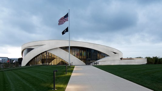 National Veterans Memorial and Museum Ohio