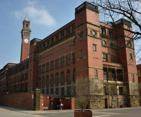 The Frankland Building, Birmingham University