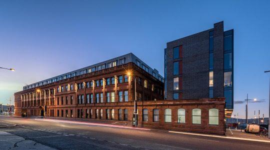 The Titanic Hotel - APA Facade Systems