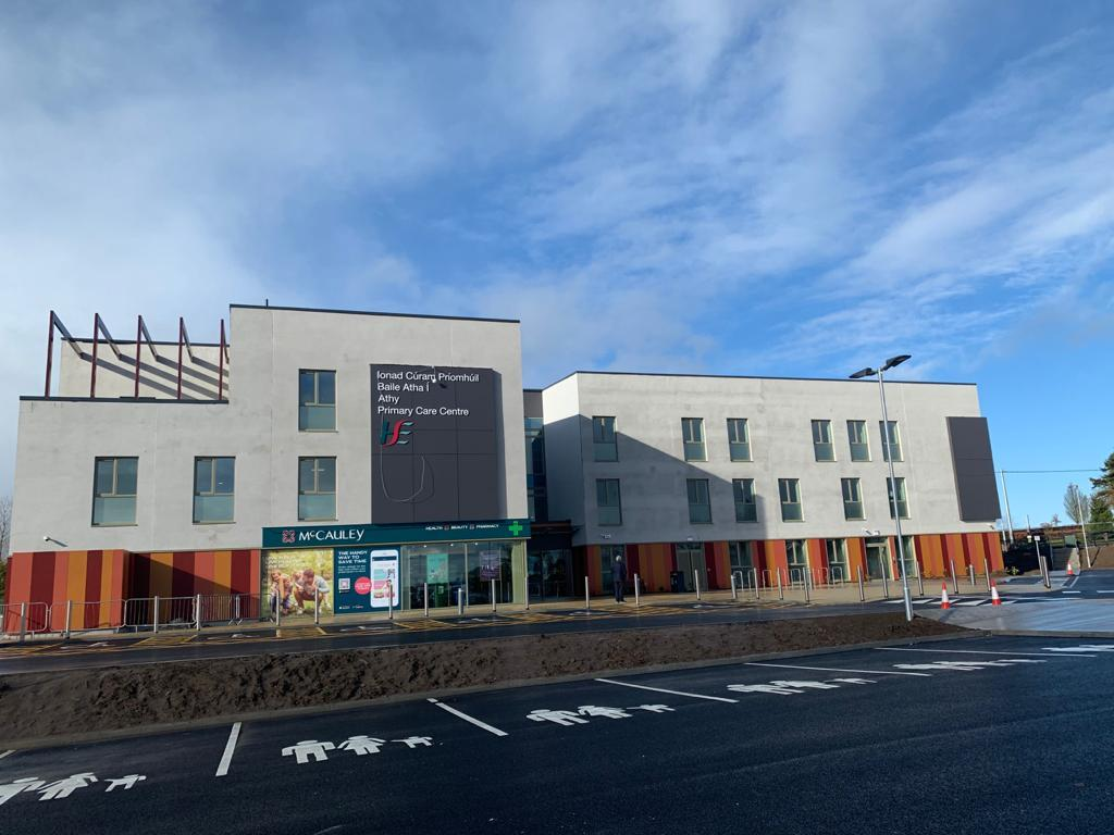 Athy Primary Care Centre - APA Facade Systems