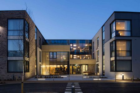 Four Ferns Nursing Home - Dublin - APA Facade Systems