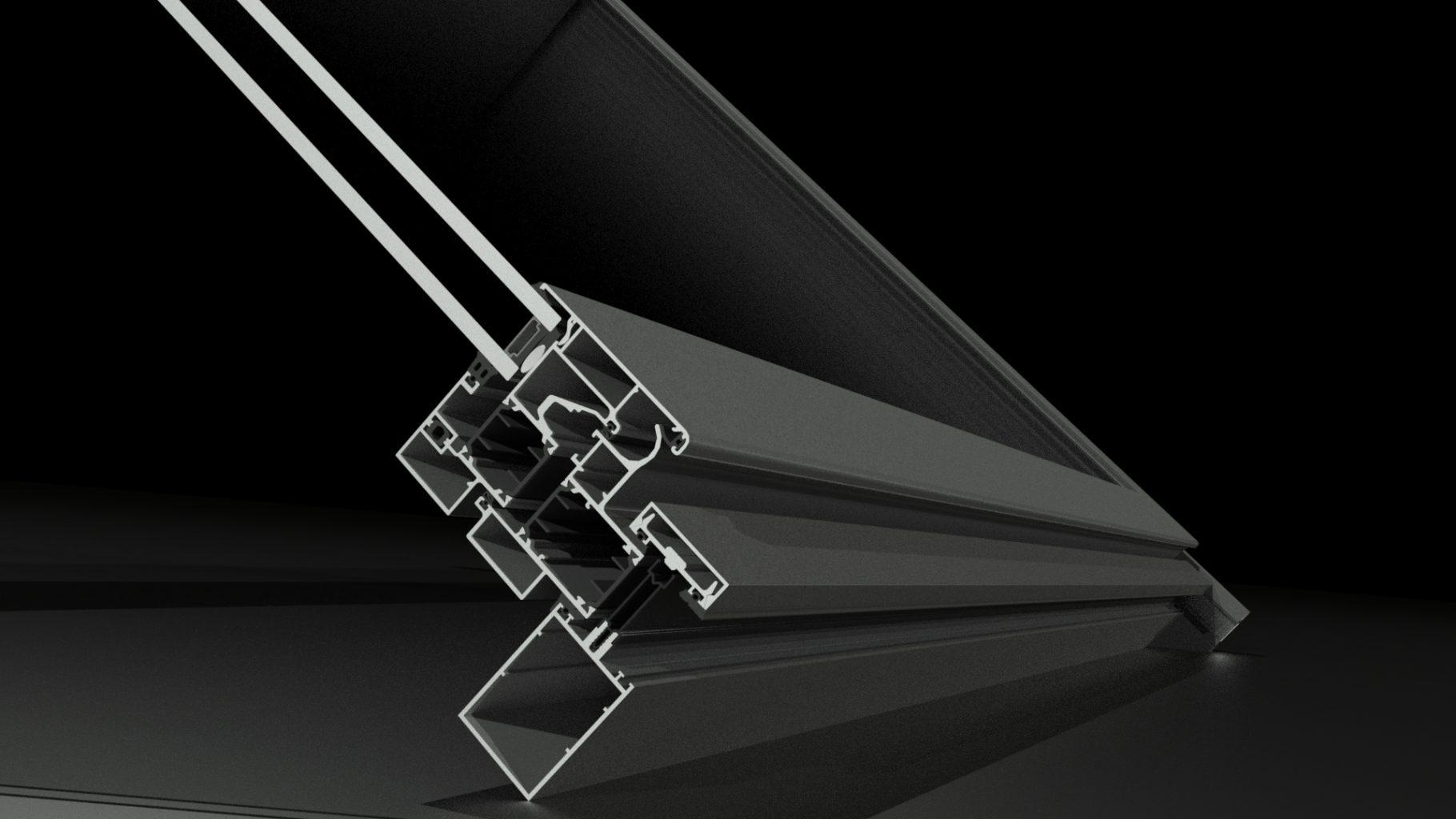 ST RL105 Rooflight