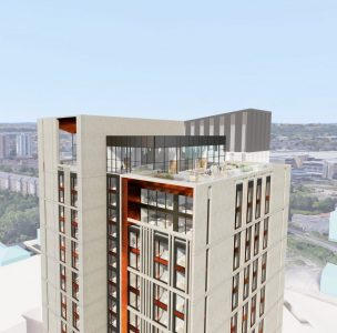 Capital Quarter - Cardiff - APA Facade Systems