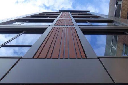 The Spencer Hotel - APA Facade Systems