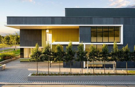 IDA Advanced Technology Building Waterford - APA Facade Systems