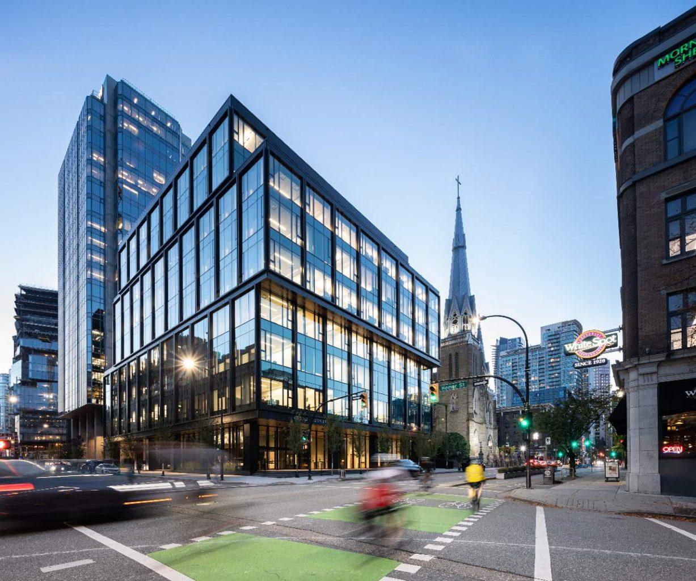 402 Dunsmuir Vancouver - Amazon - APA Facade Systems