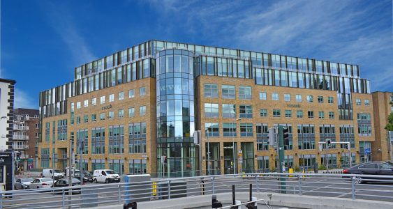 Charlemont Exchange LEED Gold - APA Facade Systems
