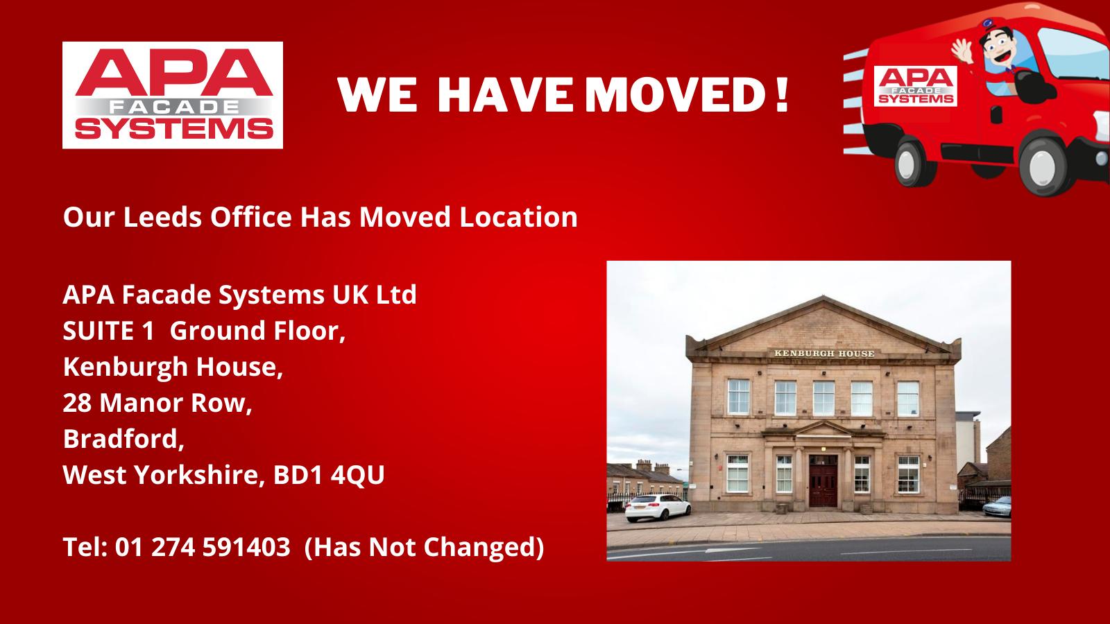 New Leeds Office
