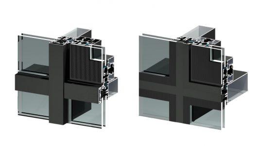 Concealed Frame Vents